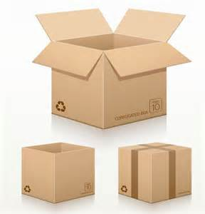 Cardboard Box Template by Free Vector Recycled Corrugated Cardboard Box Templates 01