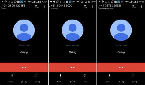call my android integrates voice calling for android releases hangouts dialer app