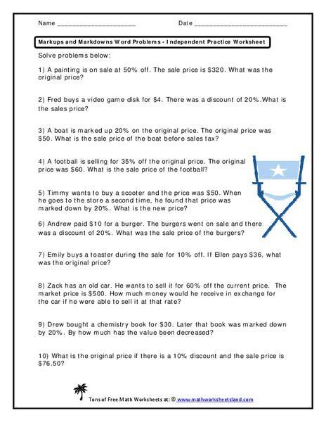 Word Problems Practice Worksheets by Word Problem Practice Worksheets Wiildcreative
