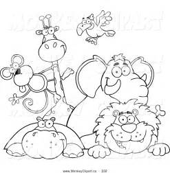 zoo animal coloring pages zoo animals coloring pages hairstylegalleries