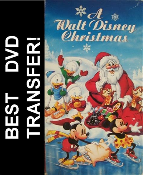1982 disney film xword a walt disney christmas dvd 1982 9 99 buy now raredvds biz