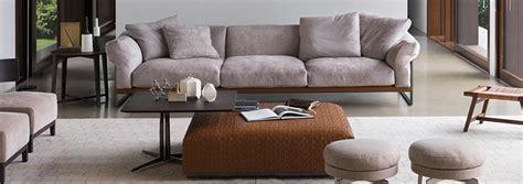 divani moderni in pelle design divani moderni di design in pelle o tessuto flexform