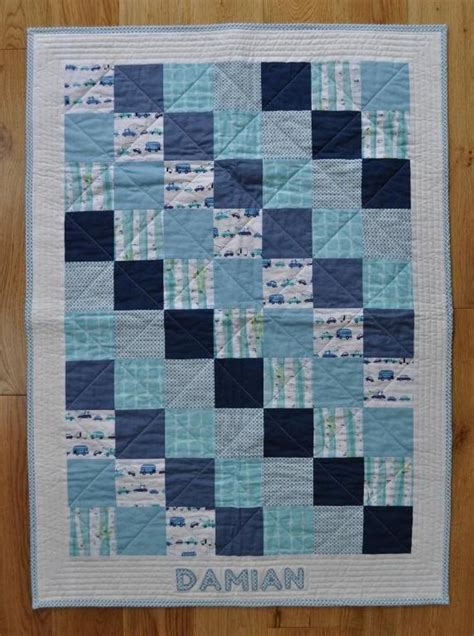 blue pattern casual baby quilt best 25 baby boy quilt patterns ideas on pinterest baby