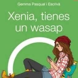 libro xenia tienes un wasap xeniawasap xeniawasap twitter