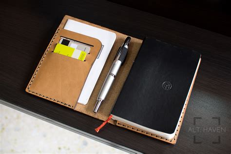 leather field notes cover review galen leather field notes cover alt