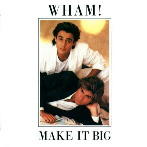 make a bid top of the pops 80s wham make it big album