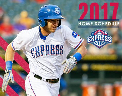 round rock express announces 2016 home schedule round rock express opening day tickets on sale february
