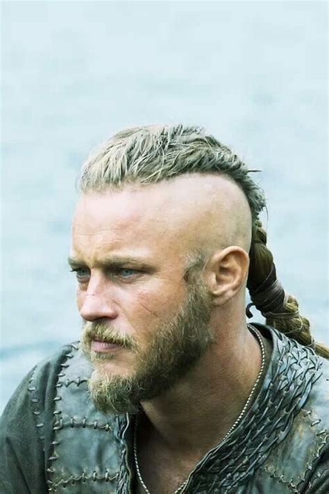 ragnar viking haircut steps ragnar lothbrok s hairstyle from vikings vikings viking