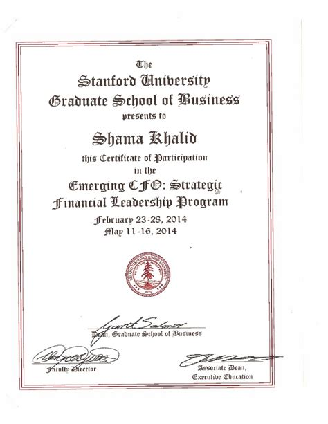 Stanford 2 2 Mba Program Stats by Ecfo Stanford Business School