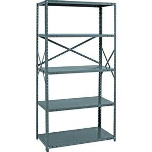 quantum heavy duty 18 industrial steel shelving 5