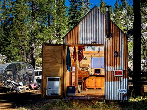 what is a tiny home the flying tortoise pro snowboarder mike basich and his really rustic tiny home on wheels