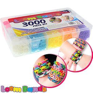buy loom bands 3000 kit at home bargains