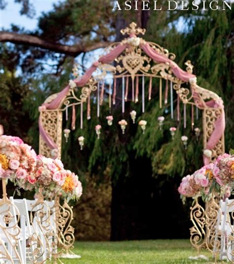 Garden Wedding Ideas Decorations 60 Best Garden Wedding Arch Decoration Ideas Pink Lover