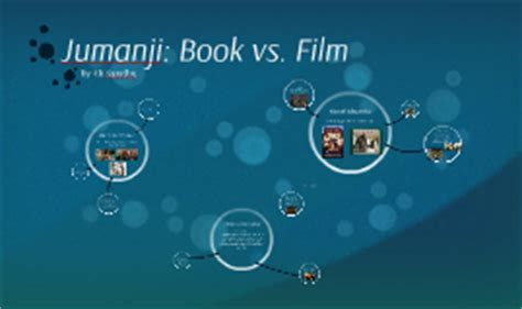 jumanji movie vs book jumanji book vs film by on prezi