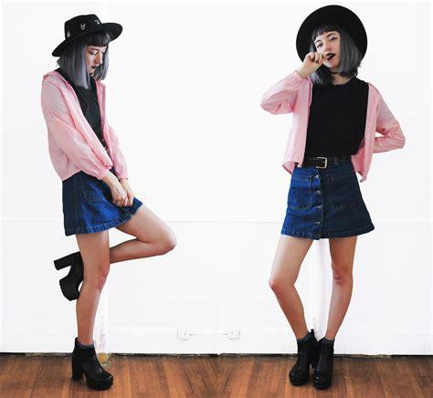 gigi m wholesale 7 pink jacket yoins denim skirt