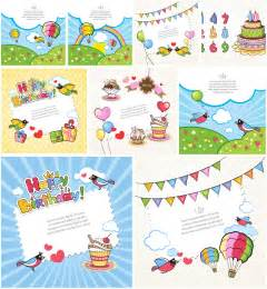 printable birthday cards for kids vector graphics blog