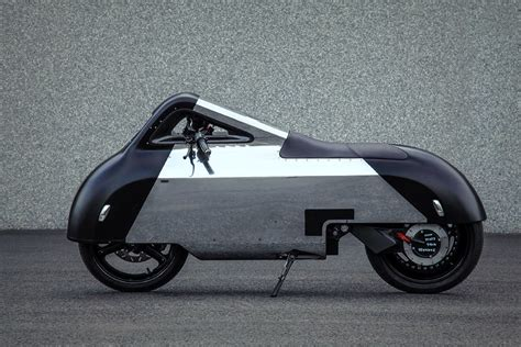 Vectrix Electric Scooter Ae Yay Or Nay by What Must A Bike Look Like Yanko Design