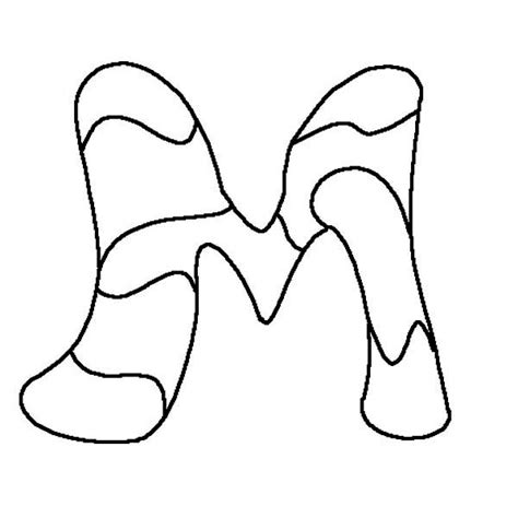 preschool coloring pages letter m free letter m coloring pages for preschool preschool crafts