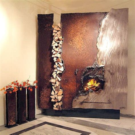 The Fireplace Studio by Metal Studios And Fireplaces On