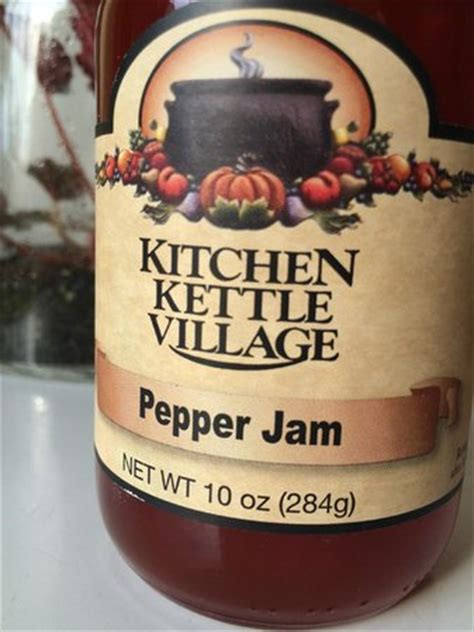 Kitchen Kettle Jams Pepper Jam Picture Of Kitchen Kettle
