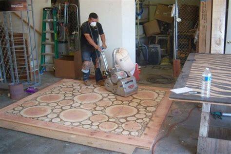 Slaughterbeck Floors, Inc.   Burl Floor   Campbell, CA