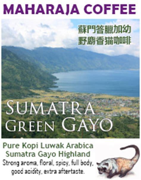 Maharaja Organic Gayo 200g Bubuk wildkopiluwak by maharaja coffee products