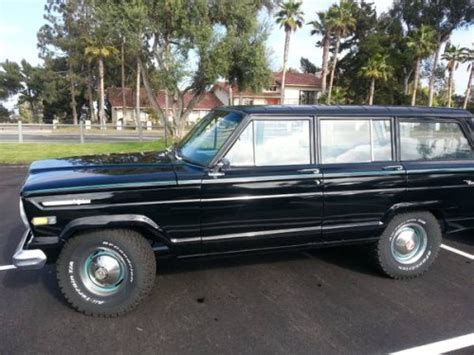 1970 jeep wagoneer for sale 1970 jeep grand wagoneer 350 manual for sale in solana