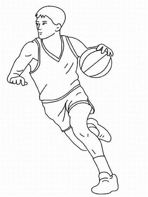 free basketball coloring pages coloring home basketball color pages coloring home