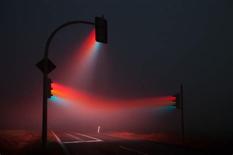 Time Lights by Lucky Rainbow Time Lapse Pics Of Traffic Light Piercing