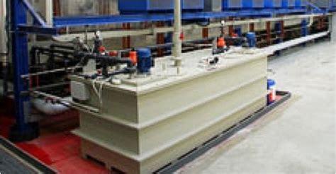 vasca galvanica vasche in materiale termoplastico impianti galvanici