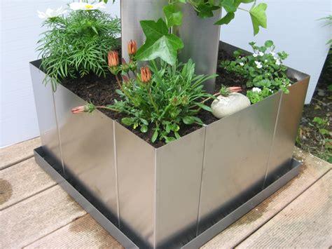 Moderne Hochbeete by Garten Im Quadrat Hochbeet Mit Boden Pflanzgef 228 223 Mit