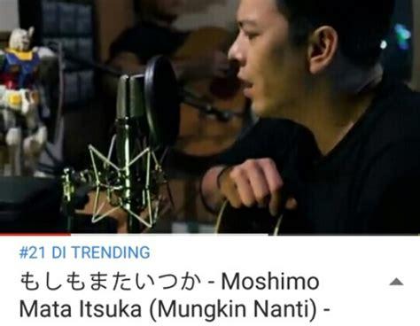 lagu ariel noah berbahasa jepang jadi trending netizen