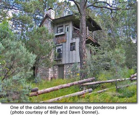 Pinos Altos Cabins by Pinos Altos New Mexico Desertusa