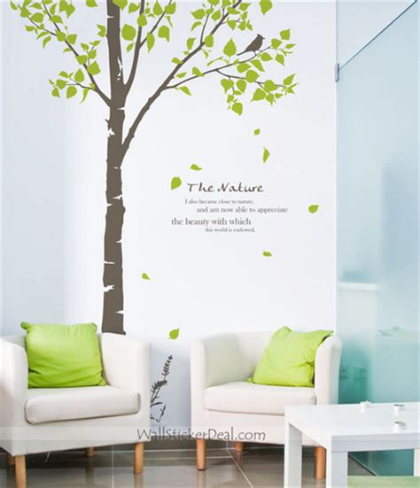 tree design wallpaper living room home decorating images the nature tree wall decals hd