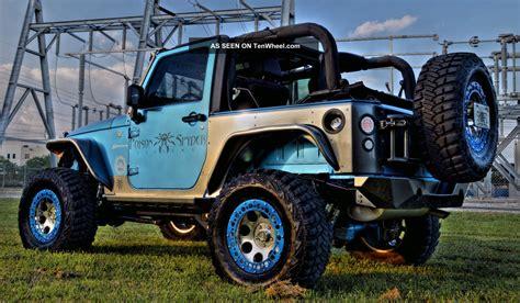 Poison Spyder Jeep Poison Spyder Customs 2010 Jeep Wrangler Sport