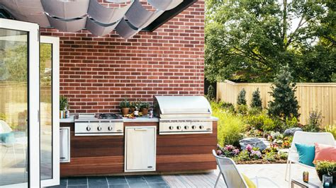 10 favorite outdoor kitchens sunset magazine sunset