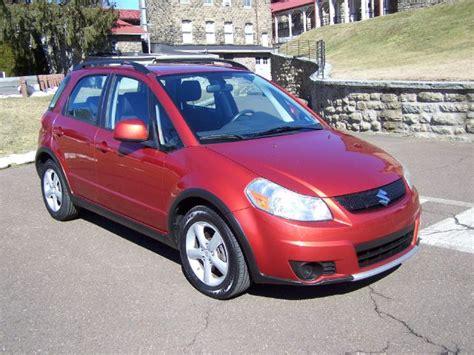 2008 Suzuki Sx4 Awd 2008 Suzuki Sx4 Crossover Base Awd 4dr Crossover W