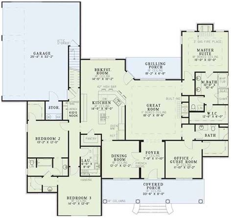 2000 sq ft open floor house plans 17 best ideas about square house plans on pinterest