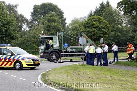 loosdrecht aanrijding meisje overleden na ongeval met vrachtwagen in loosdrecht