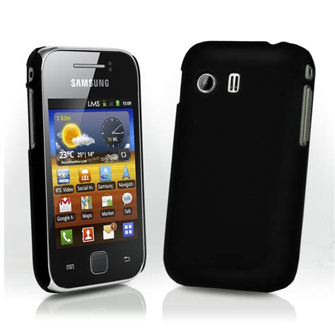 Samsung S5360 Hybrid Cover For Samsung Galaxy Y S5360 Lcd