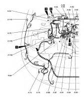 mitsubishi eclipse wiring diagram and cable harness routing 1998