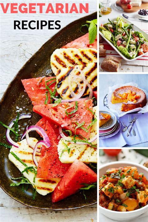 Iga Vegetarian 1 8 easy vegetarian recipes that will make you feel amazing