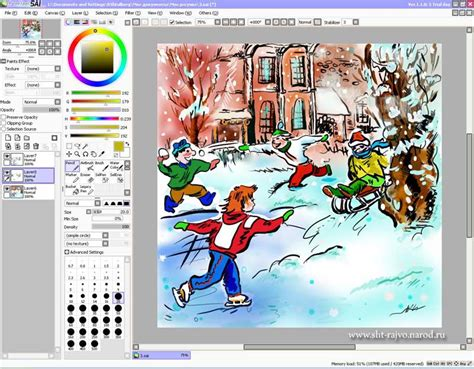 paint tool sai russian pack скачать easy paint tool sai rus cigarinternet