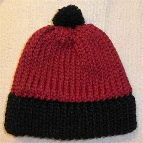 loom knit hat patterns loom knitting patterns hat with pompom diy knitting on