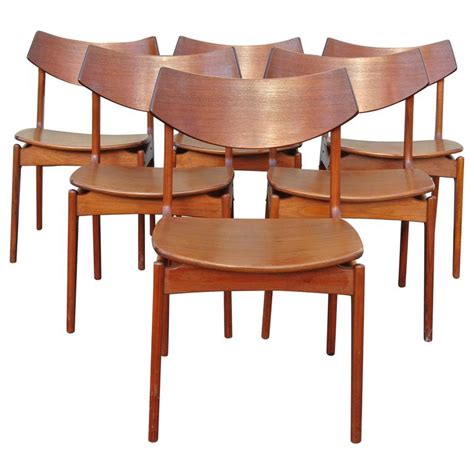 teak chairs by eric buck for sale at 1stdibs