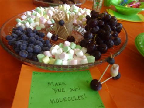 make your own food 79 food ideas for science birthday dining tablescape from a modern