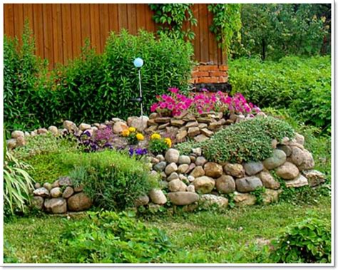 30 Beautiful Rock Garden Design Ideas Rock Garden Design Ideas
