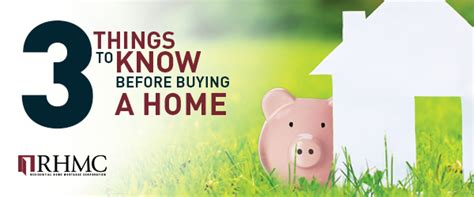 things to know before buying a house 3 things to know before buying a home rhmc