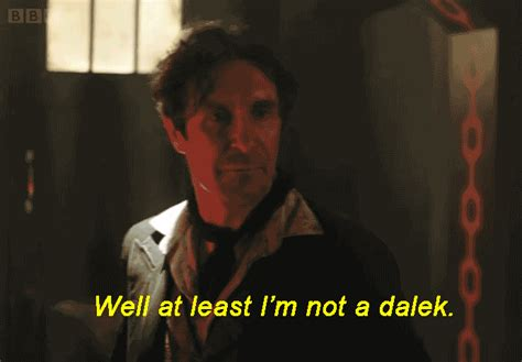 the eighth doctor the time war series 1 doctor who the eighth doctor the time war books my gif my gifs doctor who dalek daleks paul mcgann