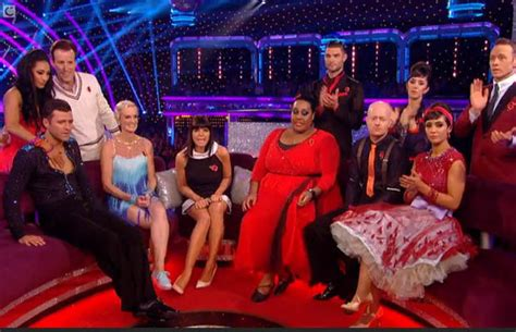 mark wright ridiculed  crying  strictly results